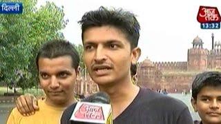 Weather: Rain Brings Relief From Heat In Delhi
