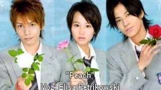 Peach (Cover latino) ver. Elisa Petrikowski