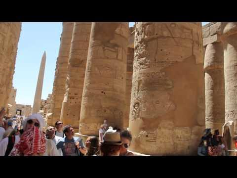 Karnak Temple of Khonsu-07/14 Egypt