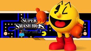 Beatfox is Trick-Man (a SSB4 Pac-Man combo video)