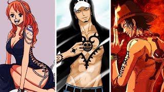 【海賊王】談談那些紋身背後的意義!