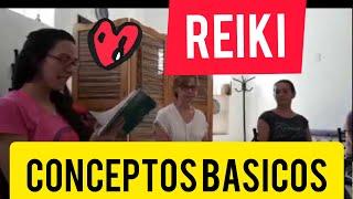 Charla sobre Reiki - Conceptos básicos del Reiki