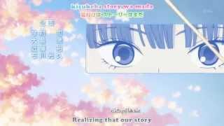 Kimi ni todoke Opening  2 English / Arabic Subtitles