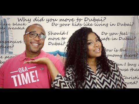 LIFE IN DUBAI Q&A  || DUBAI || TABLE4SEVEN