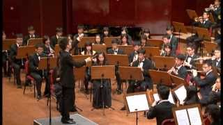 Yasuhide Ito - Gloriosa , National Taiwan University Wind Band