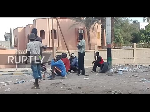 Libya: Reports of dire conditions for stranded migrants as EU blocks Med. refugee route