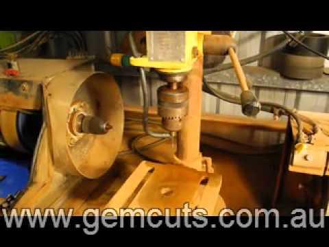 Drilling Holes In Gem Stones