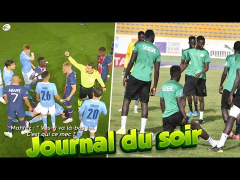 Mahrez minimise Bakker, les images chocs de RMC...Un jeune Sénégalais vers Man United ? |JDS