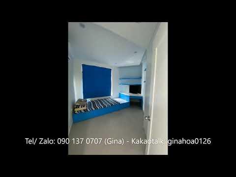 Cho Thuê căn hộ 2PN Hoàng Anh Thanh Bình Quận 7   Hochiminh Apartment For Rent   베트남 호치민 아파트임대