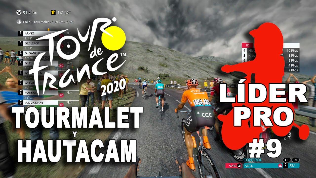 TOUR DE FRANCE 2020 Líder Pro #9 VR_JUEGOS