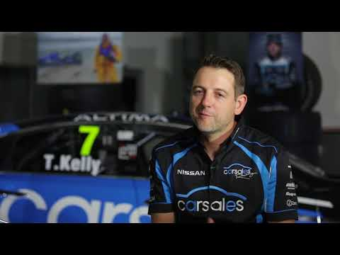 Todd Kelly's career in Supercars
