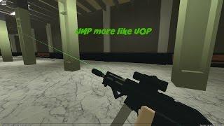 Roblox Phantom forces: UMP more like UOP!!!