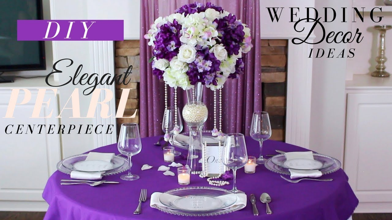 Tall Diy Wedding Centerpiece Dollar Tree Diy Wedding