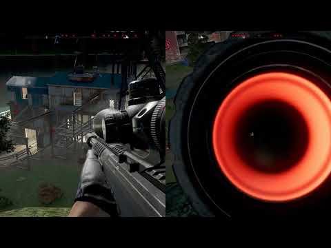 Far Cry 5 Split Screen Arcade Madness