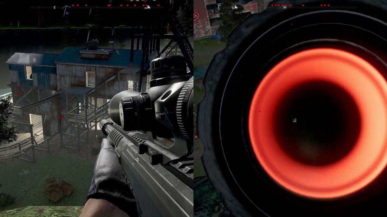 Far Cry 5 Splitscreen