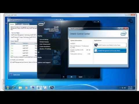 Intel VPro AMT 6 Demo