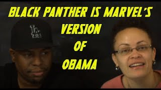 black panther is marvels version of obama kllmonger is our hero