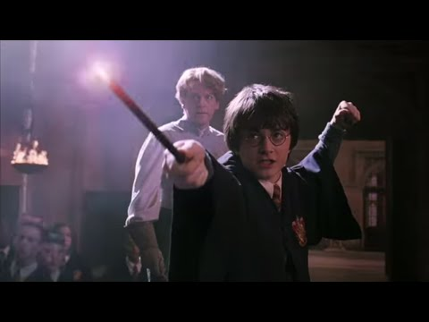 Harry Potter and the Chamber of Secrets: Harry Potter and Draco Malfoy's Duel