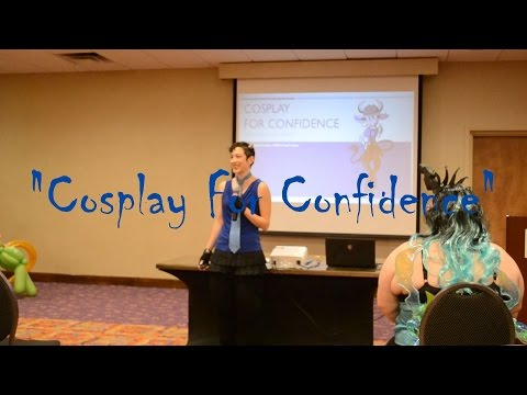 """""""Cosplay For Confidence"""" Super Speedy Cider Con 2016 (SSCC16) with Brass Knuckles"""