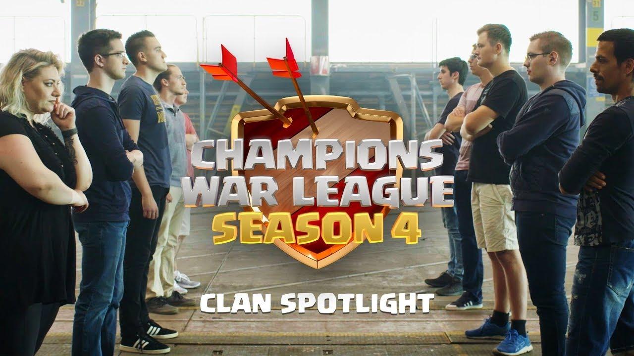 Clash of Clans - Champions War League Season 4 - Clan Spotlight