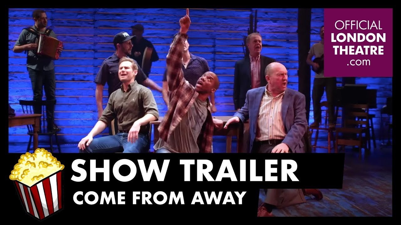 Trailer: Come From Away