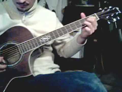 Symphonie - Silbermond, Acoustic Gitarre Cover Ibanez EW20
