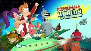 Futurama: Worlds of Tomorrow - Android IOS Gameplay