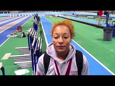 WAC Indoor Track and Field Championship - Chelsea Hayes