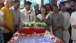 Sheila Dikshit no more | Sonia pays homage, Priyanka remembers Cong veteran
