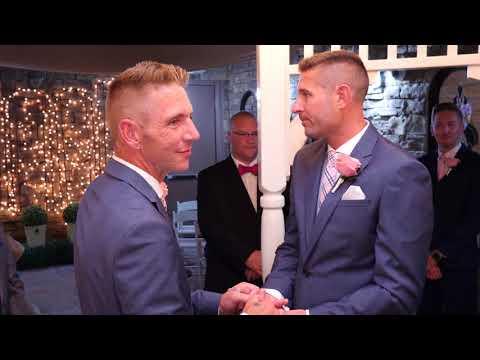 Walter and Joels Wedding