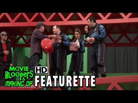 Pixels (2015) Featurette - Chris Columbus