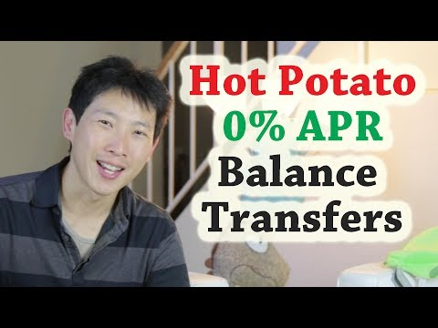Hot Potato Balance Transfers | BeatTheBush