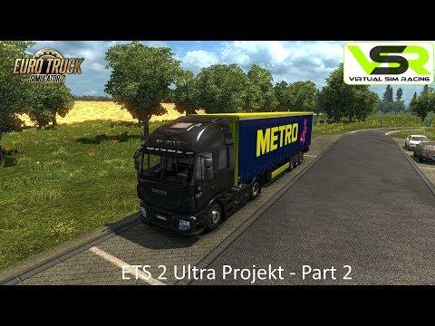 Lidl lohnt sich ^^ - Part 2 | Euro Truck Simulator 2 Ultima Projekt