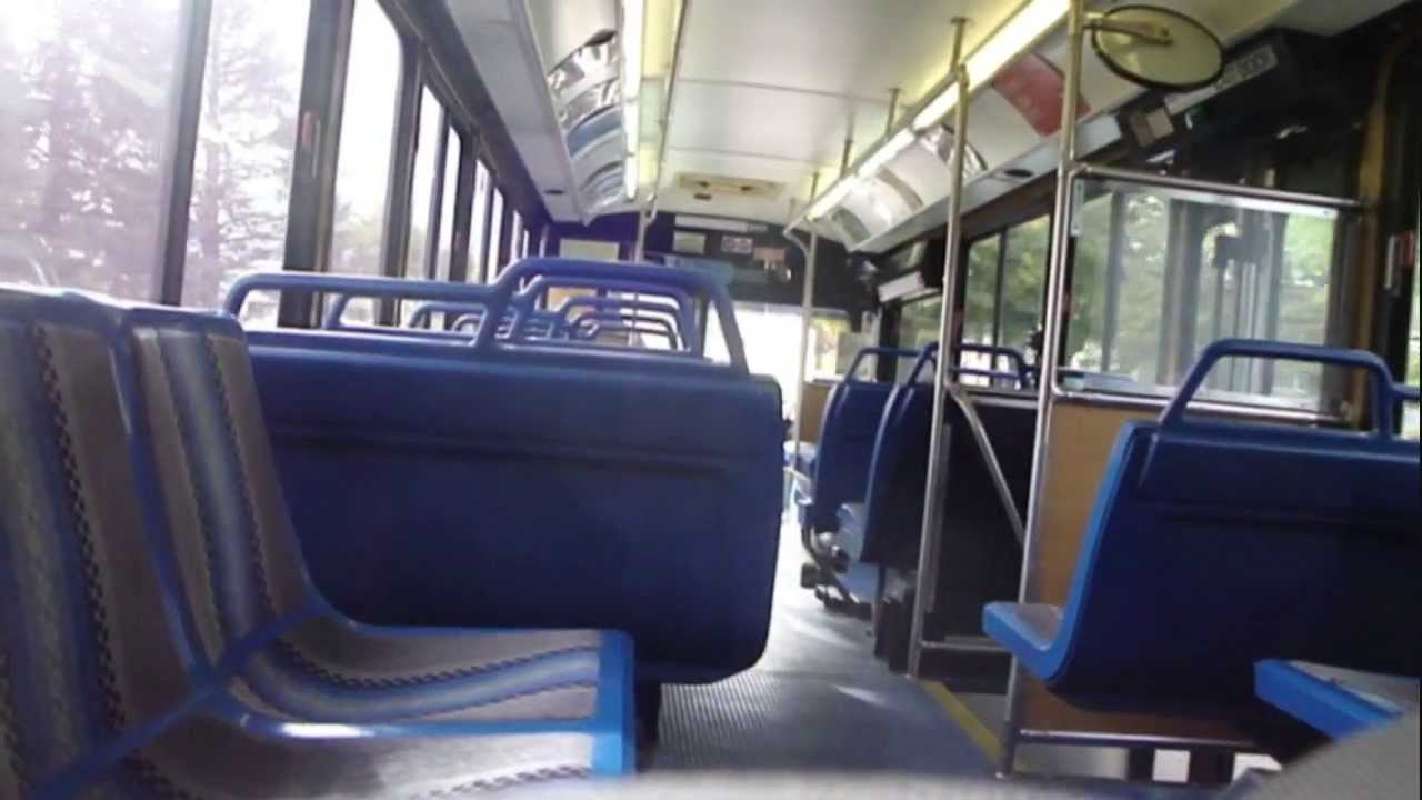 Great Falls Transit >> Great Falls Transit 1991 Gillig Phantom 35 Foot 9111 Detroit Diesel 6v92ta