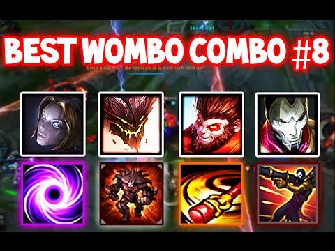 Tổng hợp Combo chuẩn sách giáo khoa LMHT - Best Wombo Combos Compilation #8
