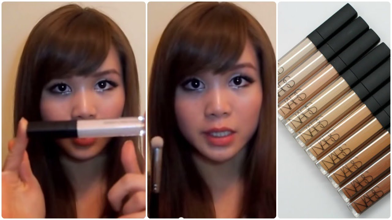 NARS Radiant Creamy Concealer Review (vanilla) - YouTube