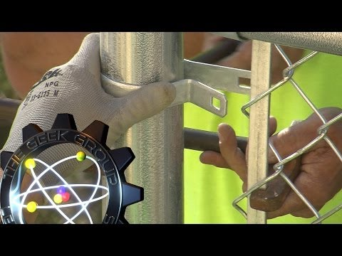 Installing a Chain-Link Fence