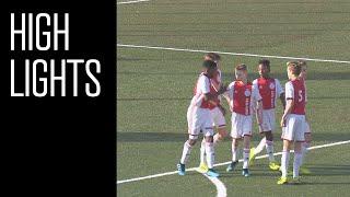 Highlights Ajax O13 - Vitesse O13 | Kampioenspoule