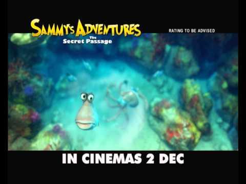 Sammy's Adventures: The Secret Passage Official Trailer
