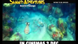 Sammy's Adventures: The Secret Passage Official Trailer