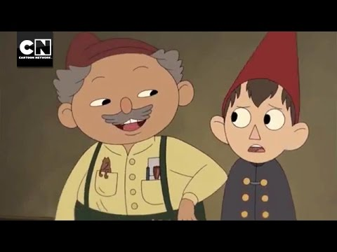 Over The Garden Wall Musical Advice Cartoon Network Youtube