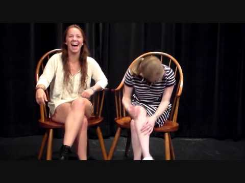Alumni Exclusive: Interview Bloopers/Outtakes with Morgan and Catherine