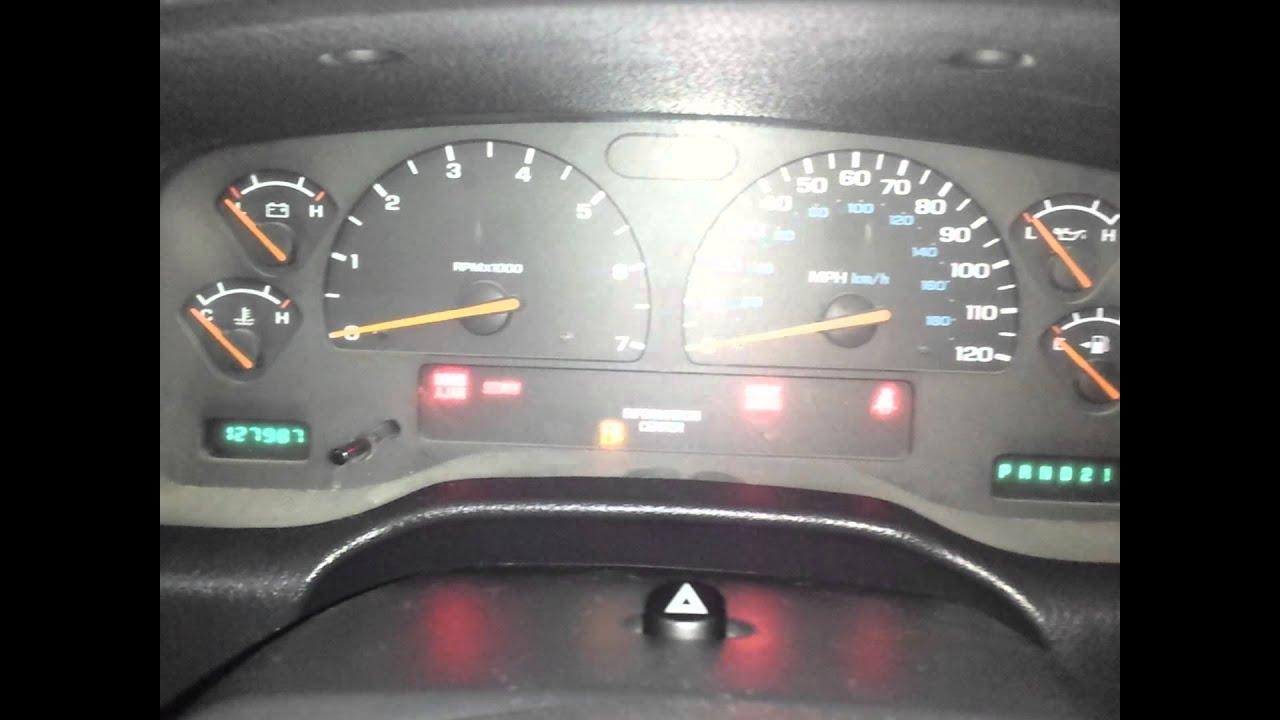 2001 dodge 1500 fuel gauge [ 1440 x 1080 Pixel ]