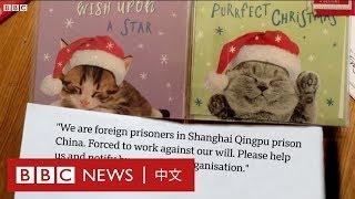 TESCO聖誕卡求救:中國囚犯向人權記者韓飛龍求救- BBC News 中文