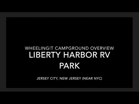 Liberty Harbor RV Park Overview