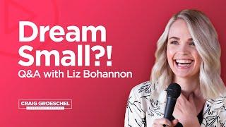 Q&A: Beginner's Pluck with Liz Bohannon
