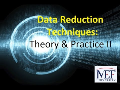 Data Reduction Techniques: Theory & Practice II