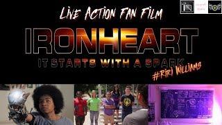 IRONHEART [live action] Short Film