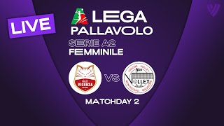 LIVE 🔴 Anthea Vicenza vs. Montecchio - Women's Serie A2 | 2021 on FREECABLE TV