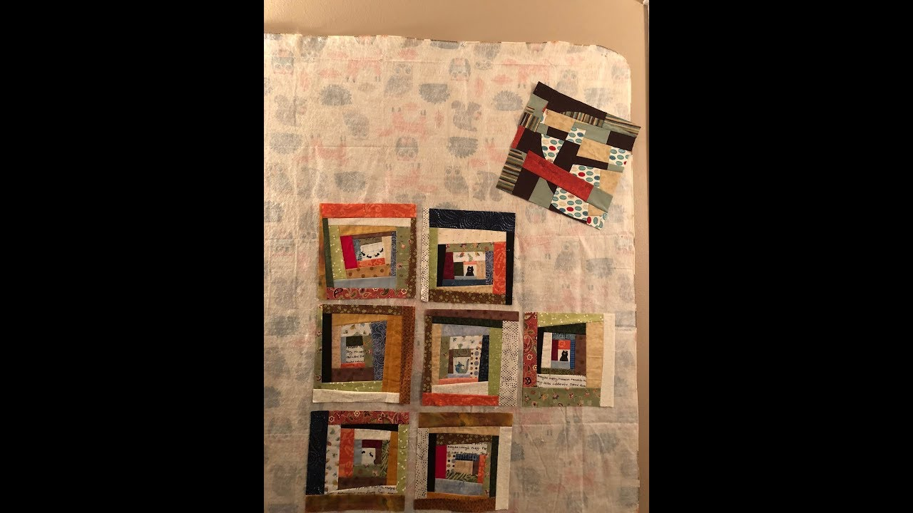 A Quilter's Design Wall